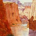 Down The Canyon - Day Two by John Dougan