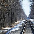 Down The Rails by Linda Kerkau