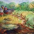 Down The Road A Piece by Ellen Levinson