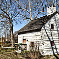 Downingtown Log House 1701 by Bill Cannon