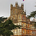 Downton Abbey Vision # 4 by Marcus Dagan