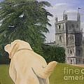 Downton Abbey by Bev Conover