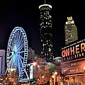 Downtown Atlanta by Frozen in Time Fine Art Photography