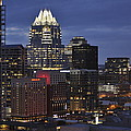 Downtown Austin 3 by Kristina Deane