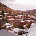 Downtown Bisbee by David S Reynolds