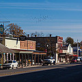 Downtown Boerne by Ed Gleichman