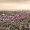 Boulder Colorado  Twenty-five Square Miles Surrounded By Reality by James BO Insogna