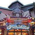 Downtown Disney Anaheim - 121210 by DC Photographer