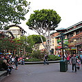 Downtown Disney Anaheim - 12128 by DC Photographer