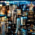 Downtown II - Dark by Hannes Cmarits