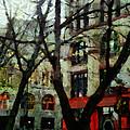 Downtown  by Janice MacLellan