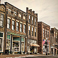Downtown Jonesborough by Heather Applegate