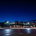 Downtown Lake Geneva by Steve Gadomski