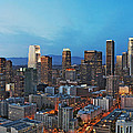 Downtown Los Angeles by Kelley King