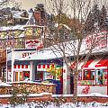 Patsy's Candies In Snow by Lanita Williams