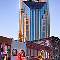 Downtown Nashville by Brian Jannsen