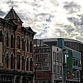Downtown Nashville by Dan Sproul