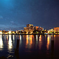 Downtown On The River by Chris Brehmer Photography