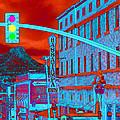 Downtown Prescott Arizona  by K D Graves