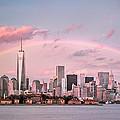 Downtown Rainbow by Eduard Moldoveanu