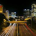 Downtown Richmond by Brian Archer