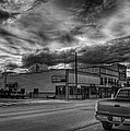 Downtown Sandpoint In Infrared 2 by Lee Santa