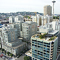 Downtown Skyline, Space Needle by Andrew Buchanan/SLP