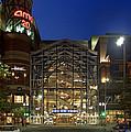 Downtown Spokane Washington by Daniel Hagerman