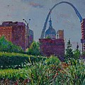 Downtown St. Louis Garden by Horacio Prada