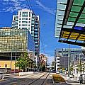 Downtown Tacoma Hdr by Tom Gilbrough