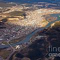 Downtown Whitehorse Yukon Territory Canada by Stephan Pietzko