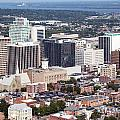 Downtown Wilimington by Bill Cobb