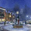 Downtown Woodstock by Candace Lovely