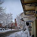 Doylestown Inn by Michael Brooks