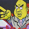 Dr Evil by Chuck  Hicks