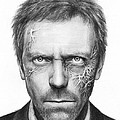 Dr. Gregory House - House Md by Olga Shvartsur
