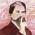 Dr. John Pemberton Inventor Of Coca-cola by Tony Rubino
