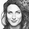 Dr. Lisa Cuddy - House Md by Olga Shvartsur