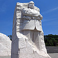 Dr Martin Luther King Memorial by Olivier Le Queinec