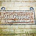 Dr Pepper-good For Life by Douglas Barnard