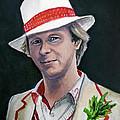 Dr Who #5 - Peter Davison by Tom Carlton