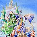 Dragon Castle by Hanne Lore Koehler