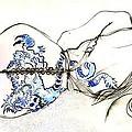 Dragon Girl by Carolyn Weltman