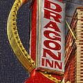 Dragon Inn Restaurant  by L Wright