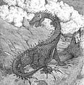 Dragon by Michael Stanford