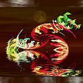 Dragon Spawn by Mario Carini