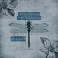 Dragonfly Dreams by P S
