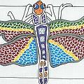Dragonfly I by Kruti Shah