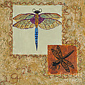 Dragonfly Two by Darice Machel McGuire