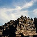 Dramatic Ancient Borobudur  by Shaun Higson
